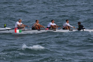 Mens Senior Four